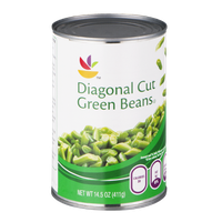 Ahold Diagonal Cut Green Beans