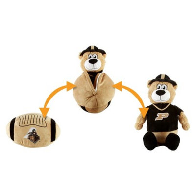 NCAA Purdue Boilermakers Reverse-A-Pal Plush