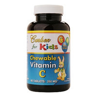 Carlson for Kids Chewable Vitamin C 250 mg