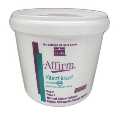 Avalon Affirm FiverGuard Normal Affirm: FiberGuard Relaxer - Normal, 64 oz