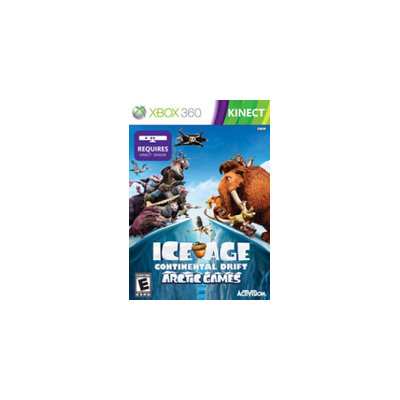 Activision Ice Age Continental Drift?Arctic Games