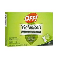 Off! Botanicals Towelettes