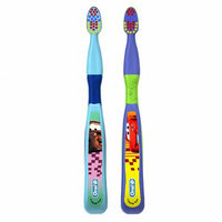 Oral-B Stages Disney Cars Manual Toothbrush