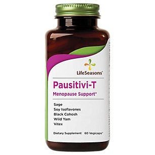 Pausitivi-T Menopause Support Life Seasons 60 Caps