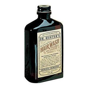 Caswell-Massey Dr. Hunter Rosemary & Glycerine Hair Wash