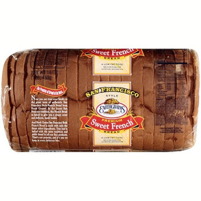 Earthgrains San Francisco Sweet French Bread, 16 oz