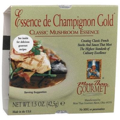 More Than Gourmet Essence De Champignon Gold® Mushroom Essence, 1.5 Ounce Units (Pack of 6)