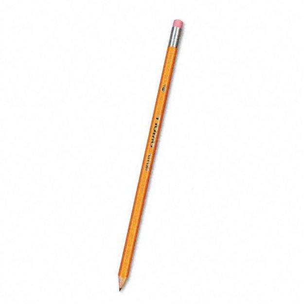 Dixon Ticonderoga Co. Dixon Oriole Woodcase Pencil, HB #2 Yellow Barrel, 72/PK - DIXON TICONDEROGA COMPANY