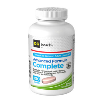 DG Health Complete Multivitamin - Caplets, 150 ct