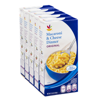 Ahold Macaroni & Cheese Dinner Original - 5 CT