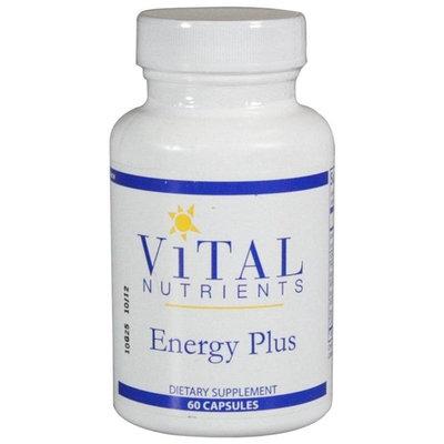 Vital Nutrients, Energy Plus 60 Capsules (for Men and Women)