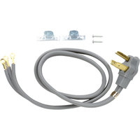Whirlpool 4' 3-Wire 30A Power Cord, PT220L