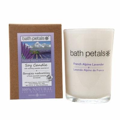 Bath Petals Soy Candle