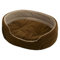 Dallas Mfg. Co Dallas Pinwale Cord Oval and Microterry Sleep Surface with Reversible