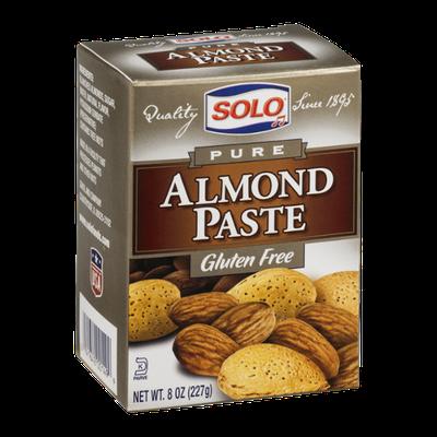Solo Gluten Free Almond Paste