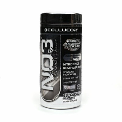 Cellucor NO3 Black Chrome