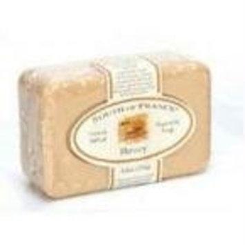 French Milled Soap Bar Orange Blossom Honey South of France 6 oz Bar