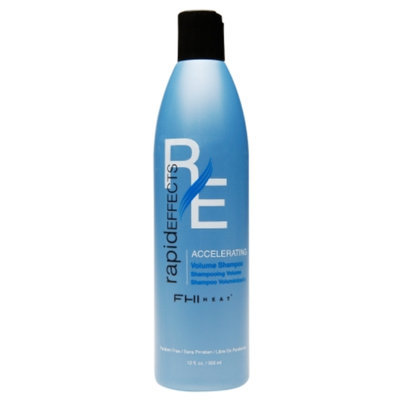 FHI Heat Rapid Effects Accelerating Volume Shampoo, 12 fl oz