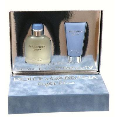 Dolce Gabbana Light Blue Gift Set For Men