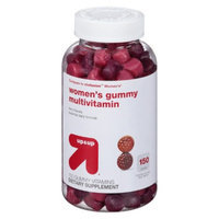 up & up up&up Multivitamin Dietary Supplement Gummy for Women - 150 Count