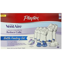 Playtex BPA Free VentAire Bottle Starter Gift Set