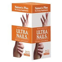 Nature's Plus Ultra Nails - 60 Tablets