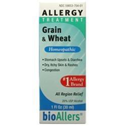 Bio-Allers Grain and Wheat Allergy Treatment 1 fl oz
