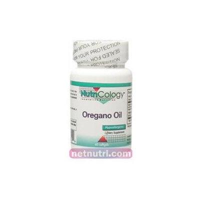 NutriCology Oregano Oil - 60 Softgels