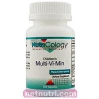 Nutricology - Children's Multi-Vi-Min - 150 Vegetarian Capsules