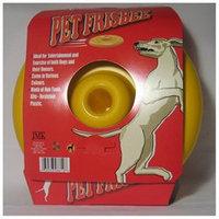 Jmk Iit New Professional Dog Frisbee Pet Disc Toy Flyer Catcher Flying Training Exercise