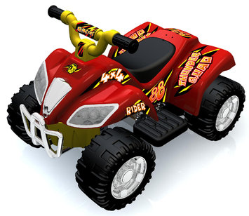 New Star Toys & Gifts, Inc New Star Jumbo Quad Battery Operated Ride On