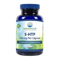 Nature's Lab 5-Hydroxytrptophan (5-HTP), Capsules, 60 ea