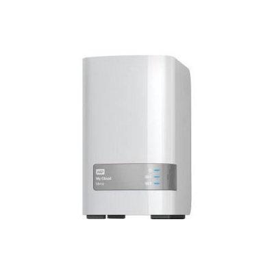 Western Digital Wd - My Cloud Mirror 6TB External Hard Drive (nas) (2nd Generation) - White