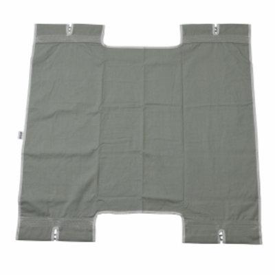 Drive Medical Bariatric Heavy Duty Canvas Sling, Gray, 1 ea