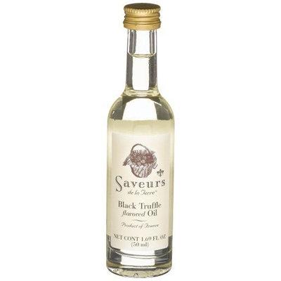 Saveurs Black Truffle Oil, 1.69-Ounce Bottles (Pack of 2)