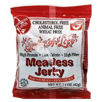 Spice of Life Meatless Jerky, Pepperoni, 1.5-Ounce Packets (Pack of 24)