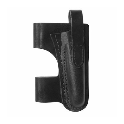 Prestige Medical Horizontal Belt Leather Holster