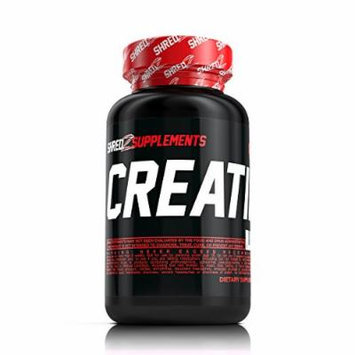 SHREDZ® Creatine (1 Month): Build Muscle, No Bloating, Boosted Performance