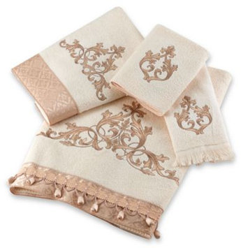 Avanti Monaco Bath Towel Collection Bath Towel