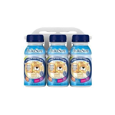 PediaSure Vanilla, 8 fl oz. bottle, (Pack of 4)