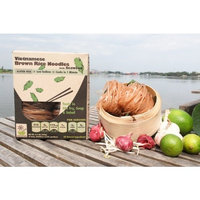 Star Anise Foods Happy Pho Vietnamese Brown Rice Noodles with Seaweed, 8.6 Ounce -- 6 per case.