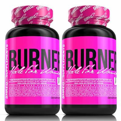 SHREDZ® Burner for Women (2 Months) - Lose Weight, Increase Energy, Best Way to Shed Pounds!