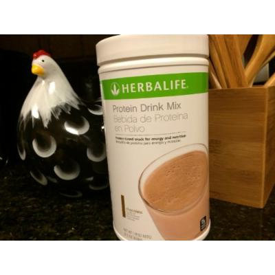 Herbalife Protein Drink Mix (Chocolate)