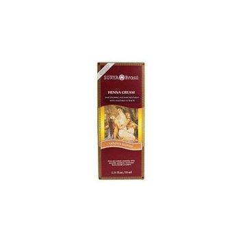 Surya Brasil Henna Cream Hair Coloring Golden Brown -- 2.31 oz