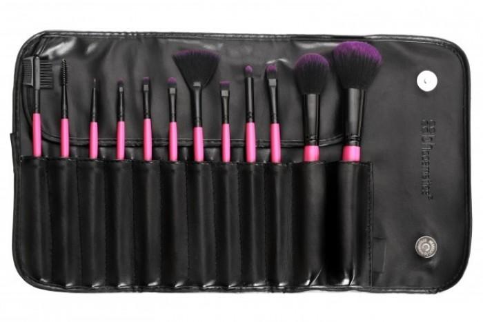 BH Cosmetics 12 pcs Berry Brush Set