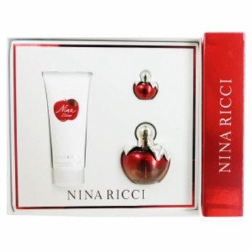 Nina Ricci L'Elixir Women's Gift Set 3 Piece, 1 set
