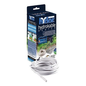 Hydor HYDROKABLE Cable Heater 100W 32.8 ft 40/65 gal CE