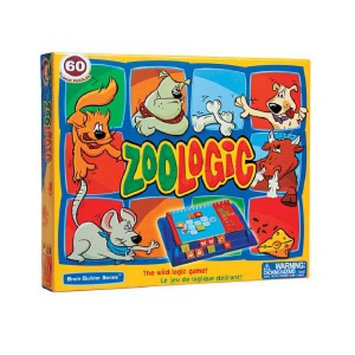 FoxMind Games Zoologic Ages 7+, 1 ea