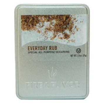Everyday Rub, Fire & Flavor (2 pack)