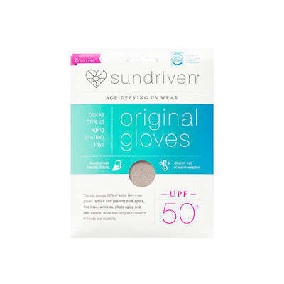Sundriven Original Touchscreen Friendly Gloves, XS/S, Sand, 1 ea